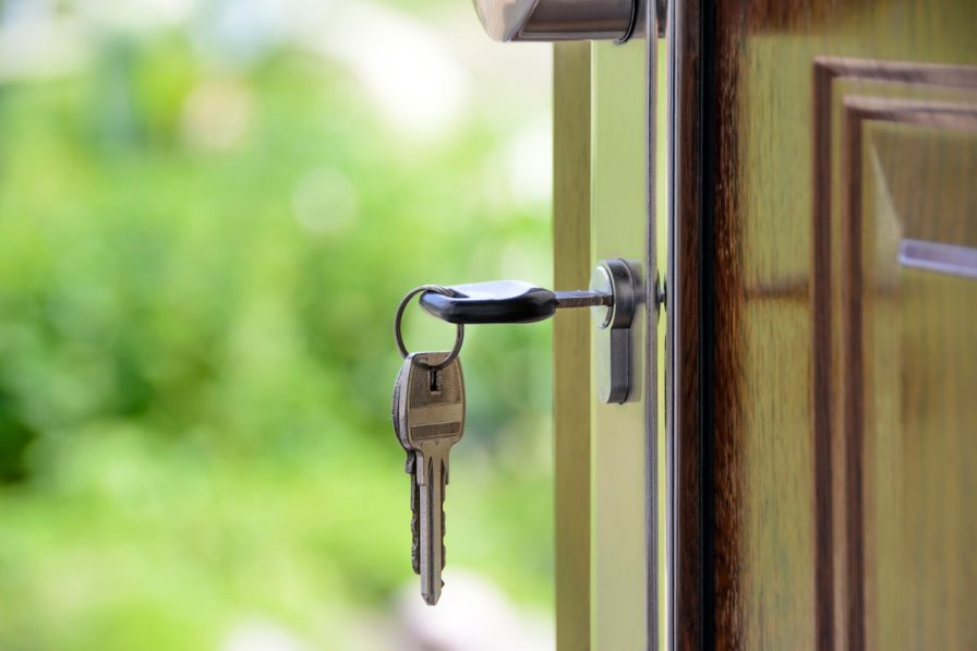 Receive keys to the home of your dreams!